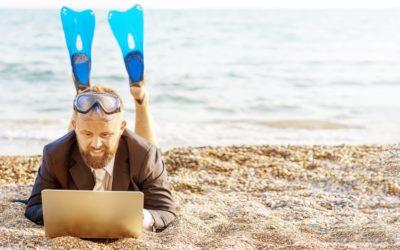 Revenir de vacances et rester zen au travail, c'est possible