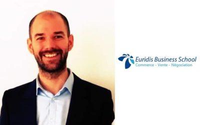 Le modèle Euridis : permettre à tous les jeunes d'accéder à une formation d'avenir et à des entreprises prestigieuses
